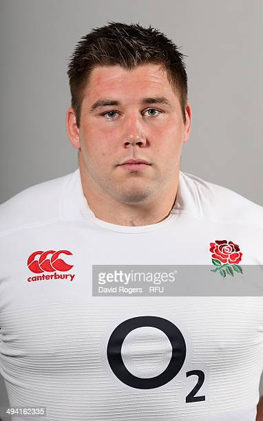 Kieran Brookes of England poses for a portrait at the Lensbury Club on May 26, 2014 in Teddington, England.