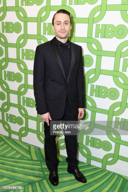 Kieran Culkin attends HBO's Official Golden Globe Awards After Party at Circa 55 Restaurant on January 6 2019 in Los Angeles California