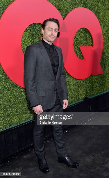 Kieran Culkin attends the 2018 GQ Men of the Year Party at a private residence on December 6 2018 in Beverly Hills California