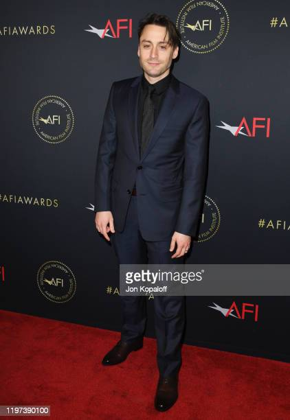 Kieran Culkin attends the 20th Annual AFI Awards at Four Seasons Hotel Los Angeles at Beverly Hills on January 03 2020 in Los Angeles California