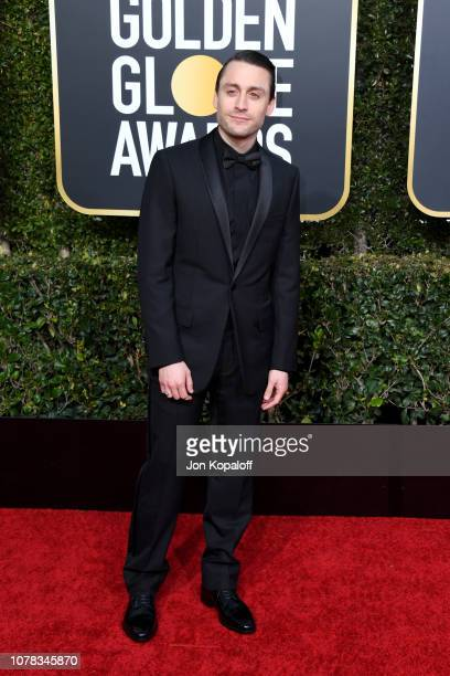 Kieran Culkin attends the 76th Annual Golden Globe Awards at The Beverly Hilton Hotel on January 6 2019 in Beverly Hills California