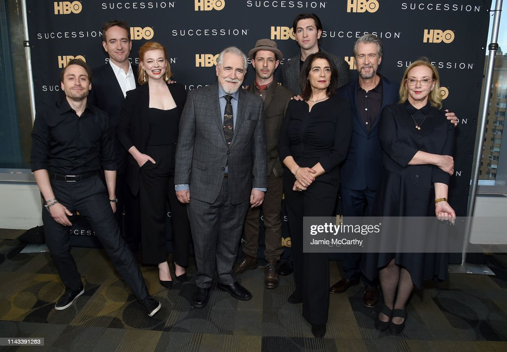 "NY: ""Succession"" FYC Event"