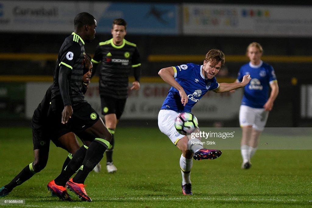 Everton v Chelsea: Premier League 2