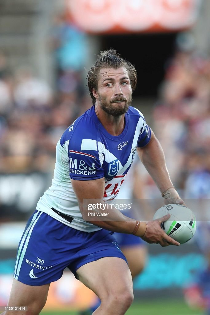 NRL Rd 1 - Warriors v Bulldogs : News Photo