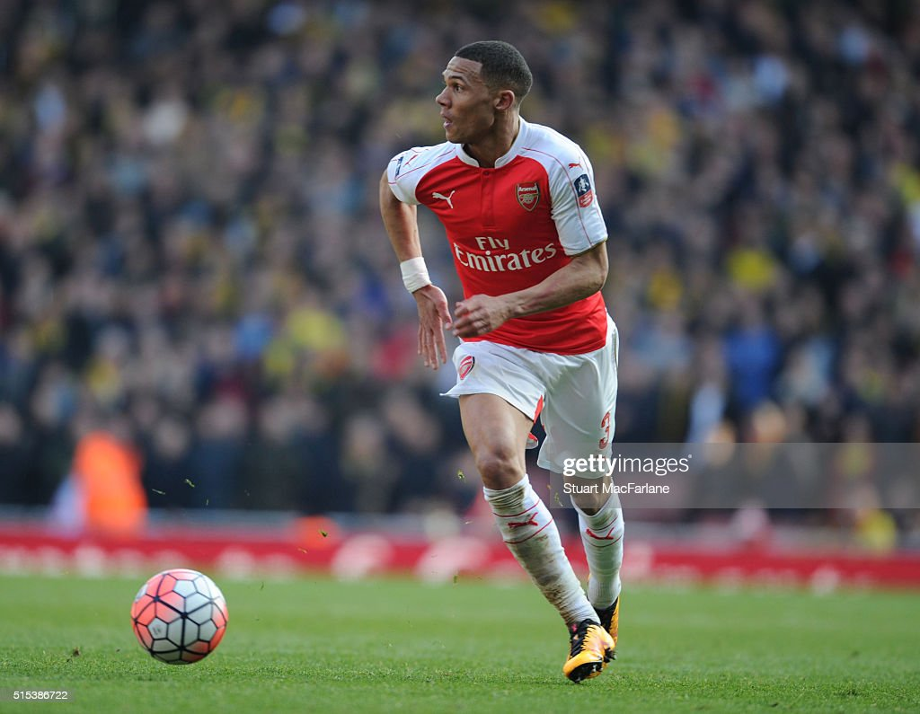 Arsenal v Watford - The Emirates FA Cup Sixth Round : Photo d'actualité