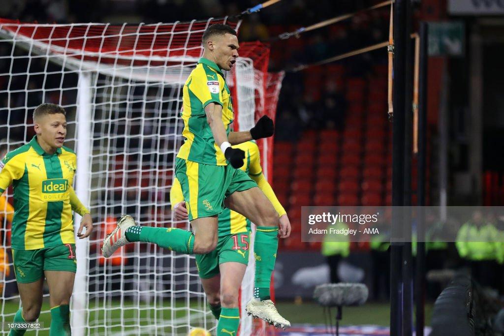 Sheffield United v West Bromwich Albion - Sky Bet Championship : News Photo