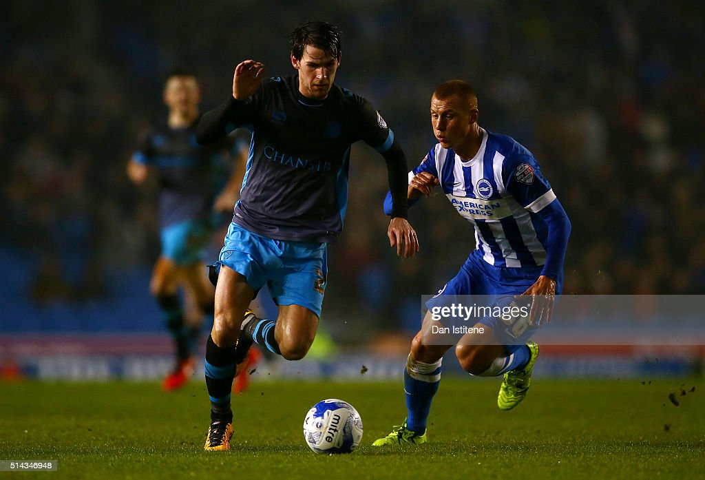 Brighton and Hove Albion v Sheffield Wednesday - Sky Bet Championship