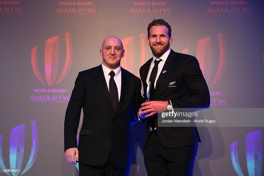 World Rugby Awards 2016