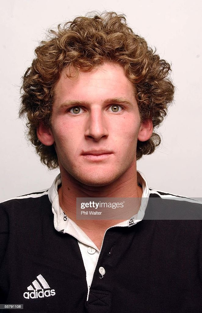 Kieran Read NZ U19 Headshots 2004. : News Photo