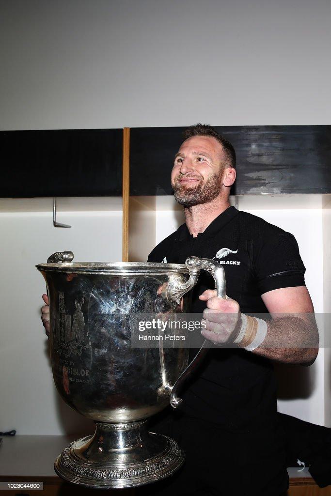 New Zealand v Australia - The Rugby Championship