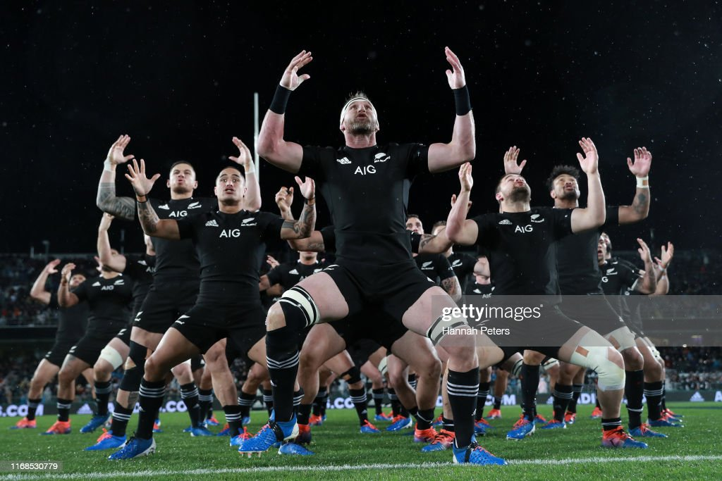 New Zealand v Australia - 2019 Rugby Championship : ニュース写真