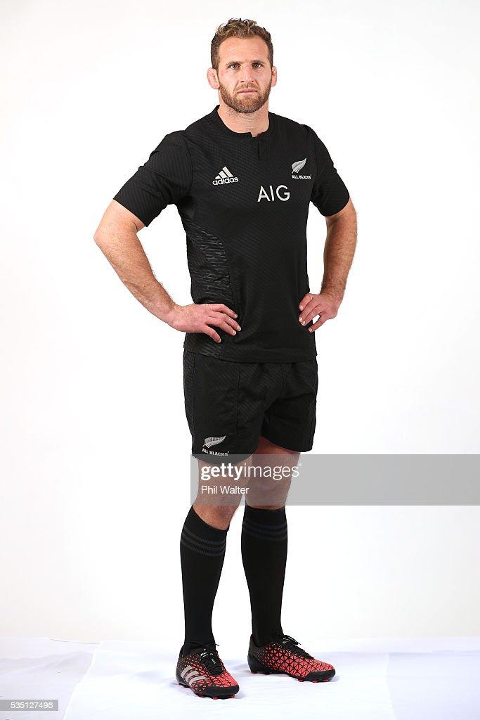 New Zealand All Blacks Squad Media Day