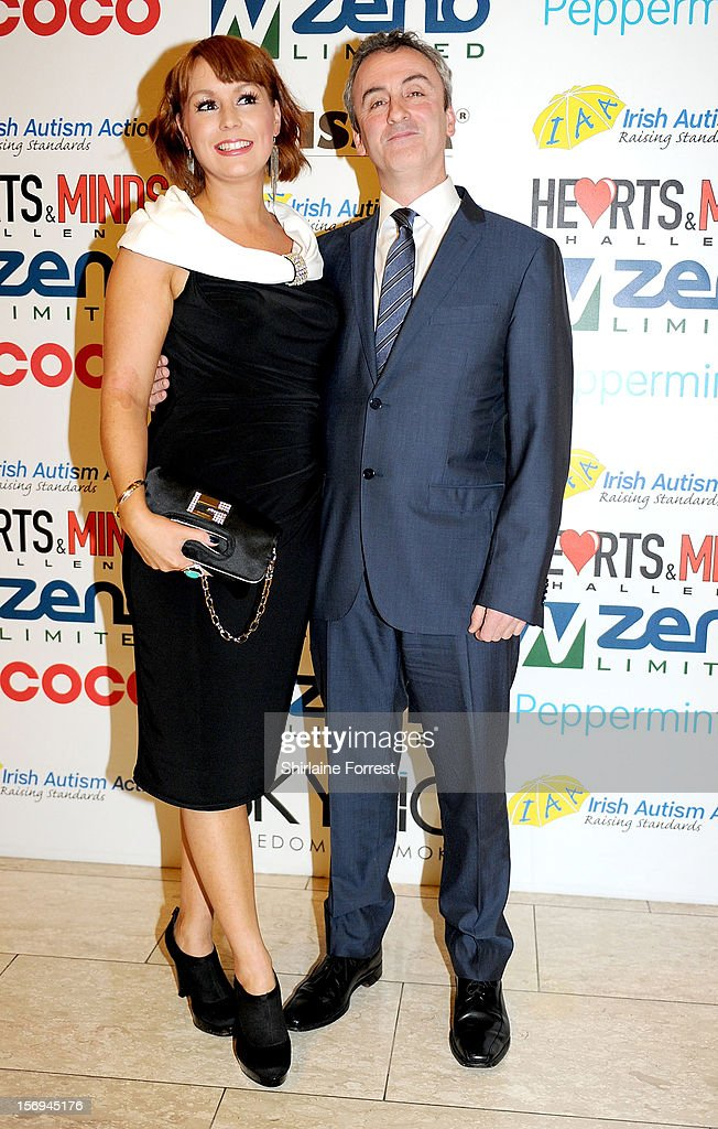 Kieran Roberts attends the Hearts and Minds charity ball at Hilton Hotel on November 25, 2012 in Manchester, England.