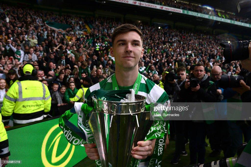 Celtic v Hearts - Ladbrokes Scottish Premiership : ニュース写真