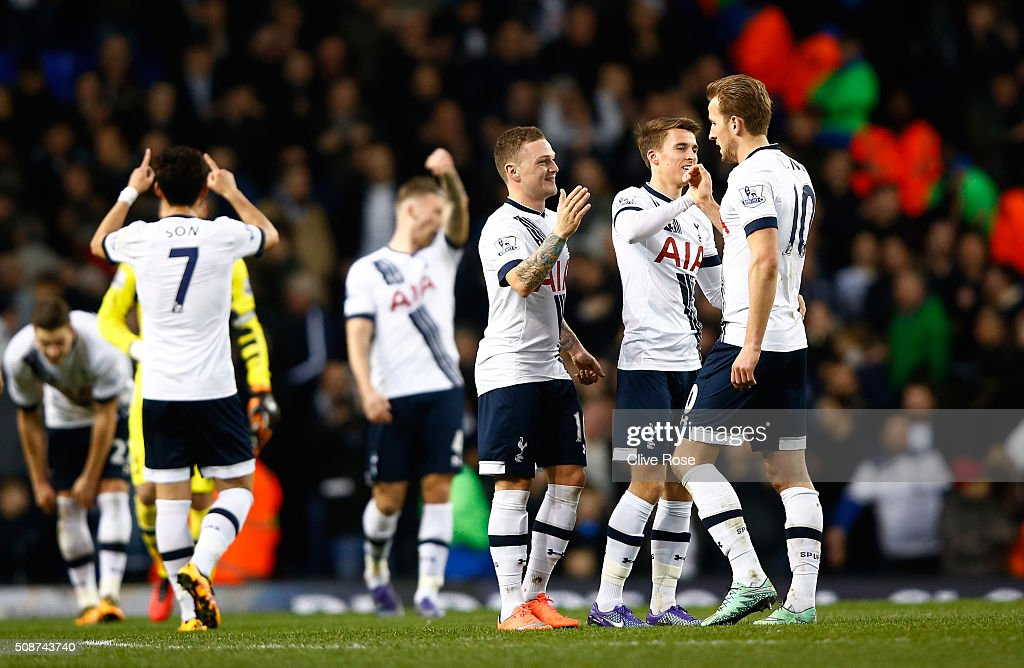 Tottenham Hotspur v Watford - Premier League : News Photo