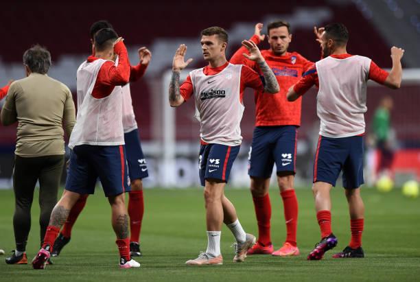 ESP: Atletico de Madrid v Real Sociedad - La Liga Santander