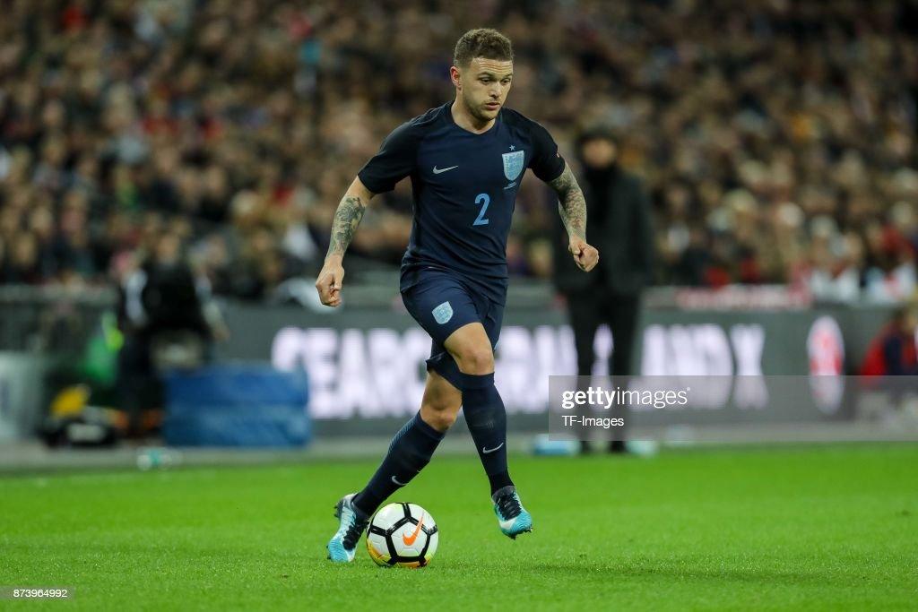 England v Germany - International Friendly : News Photo