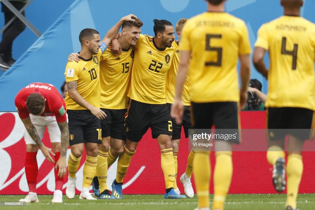 FIFA World Cup 2018 Russia'Belgium v England' : News Photo