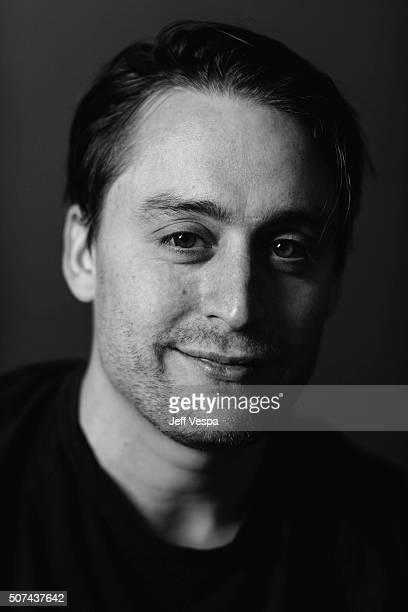 Kiernan Culkin of 'WeinerDog' poses for a portrait at the 2016 Sundance Film Festival on January 22 2016 in Park City Utah
