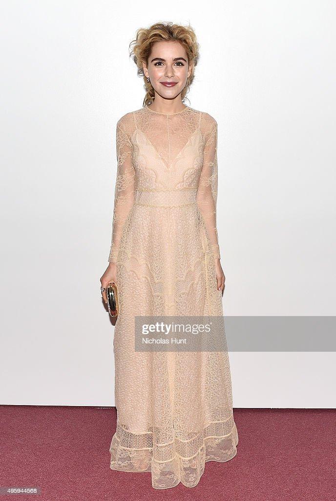 2015 Guggenheim International Gala Dinner Made Possible By Dior