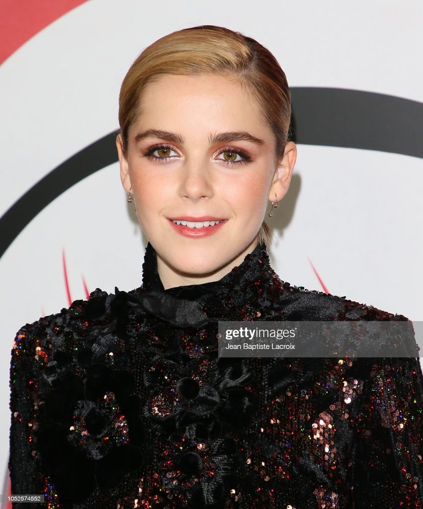 Premiere Of Netflix's 'Chilling Adventures Of Sabrina' - Arrivals : News Photo