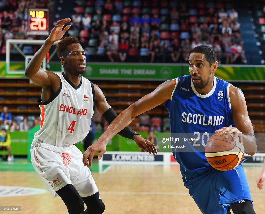 Basketball - Commonwealth Games Day 1 : News Photo
