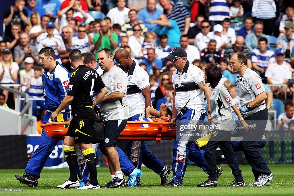 Queens Park Rangers v Bolton Wanderers - Premier League