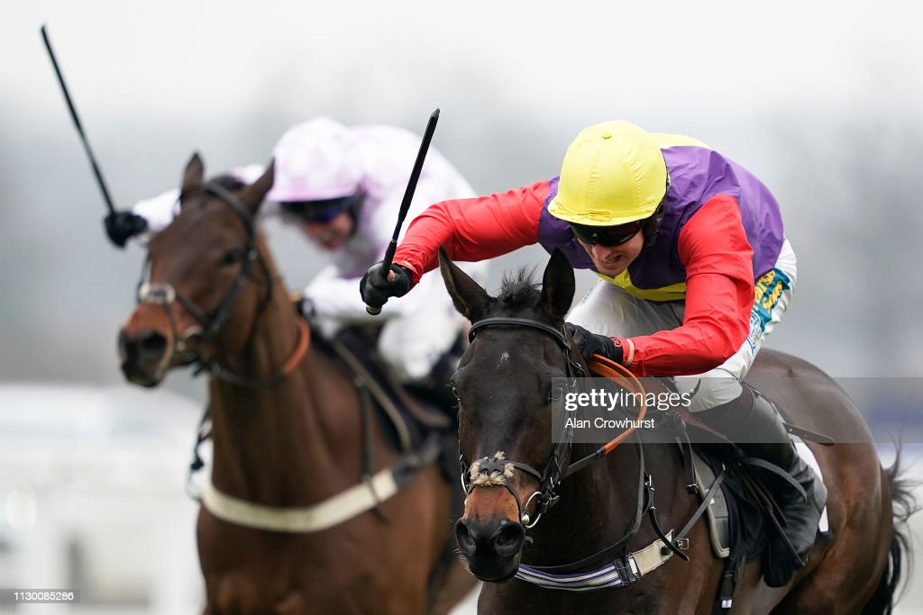 GBR: Ascot Races