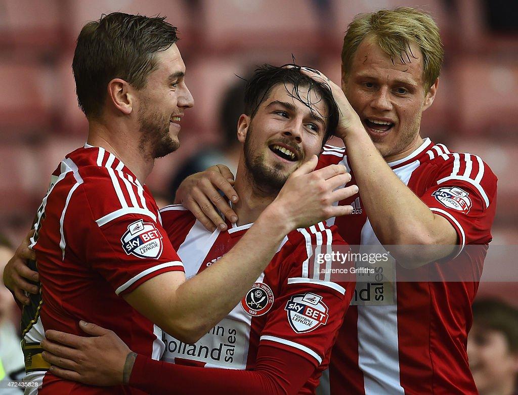 Sheffield United v Swindon Town - Sky Bet League One Playoff Semi-Final