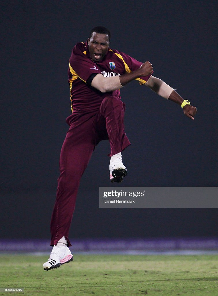 South Africa v West Indies: Group B - 2011 ICC World Cup : News Photo