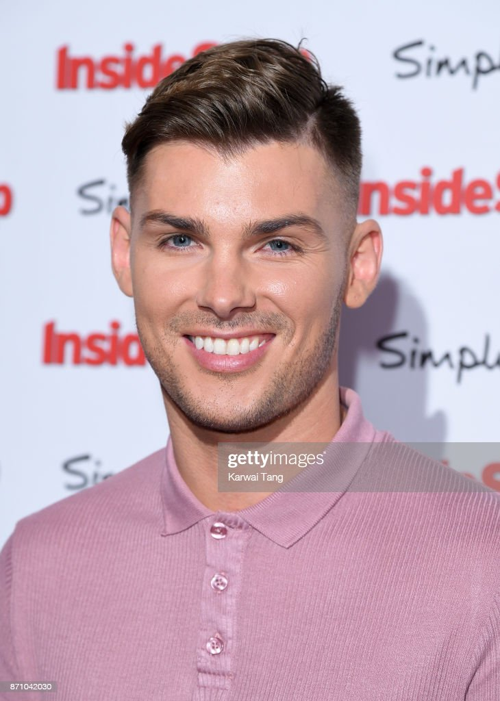 Kieron Richardson attends the Inside Soap Awards at The Hippodrome on November 6, 2017 in London, England.