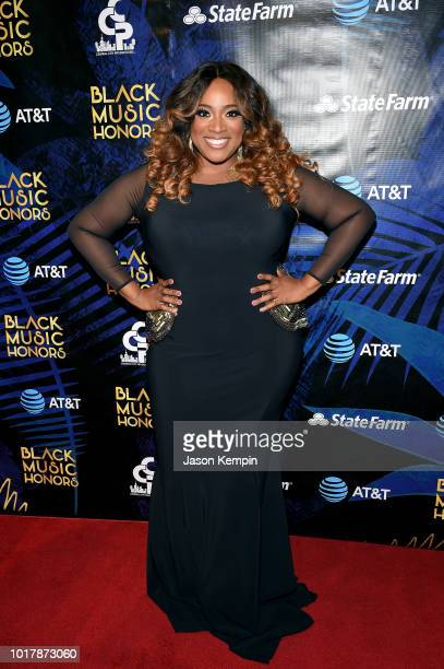 Kierra Sheard attends the 2018 Black Music Honors at Tennessee Performing Arts Center on August 16 2018 in Nashville Tennessee