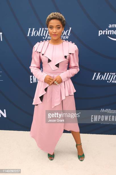 Kiersey Clemons attends The Hollywood Reporter's Empowerment In Entertainment Event 2019 at Milk Studios on April 30 2019 in Los Angeles California