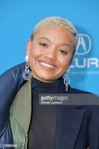 Kiersey Clemons attends the Sweetheart Premiere during 2019 Sundance Film Festival at Library Center Theater on January 28 2019 in Park City Utah