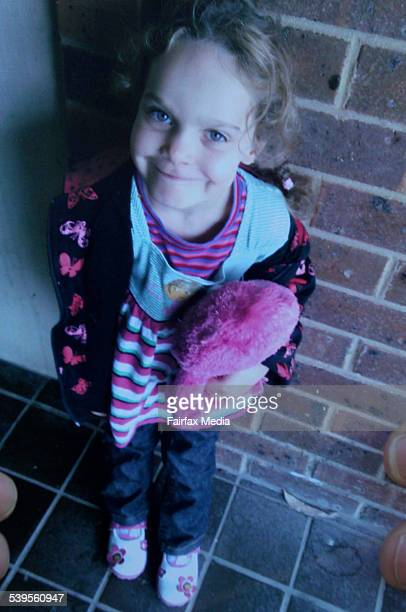 Kiesha Abrahams 6 years old went missing from her Hersham unit in Sydney