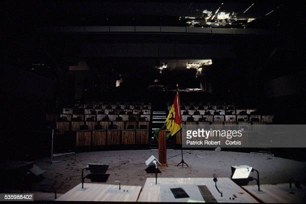 Bombing of the Rwandan Patriotic Front rebels' general headquarters by governmental military forces. This had been the headquarters of the previous...