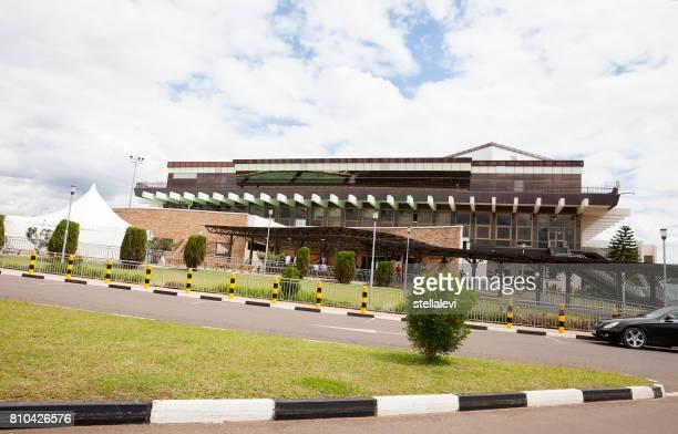 キガリ,ルワンダ国際空港 - キガリ ストックフォトと画像