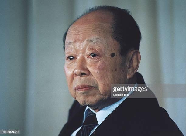 Kiichi Miyazawa japanischer Finanzminister