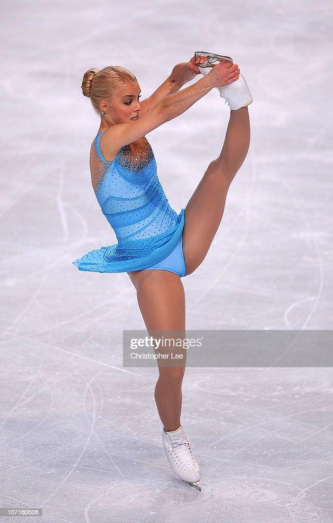 Trophee Eric Bompard ISU Grand Prix of Figure Skating 2010 - Day One