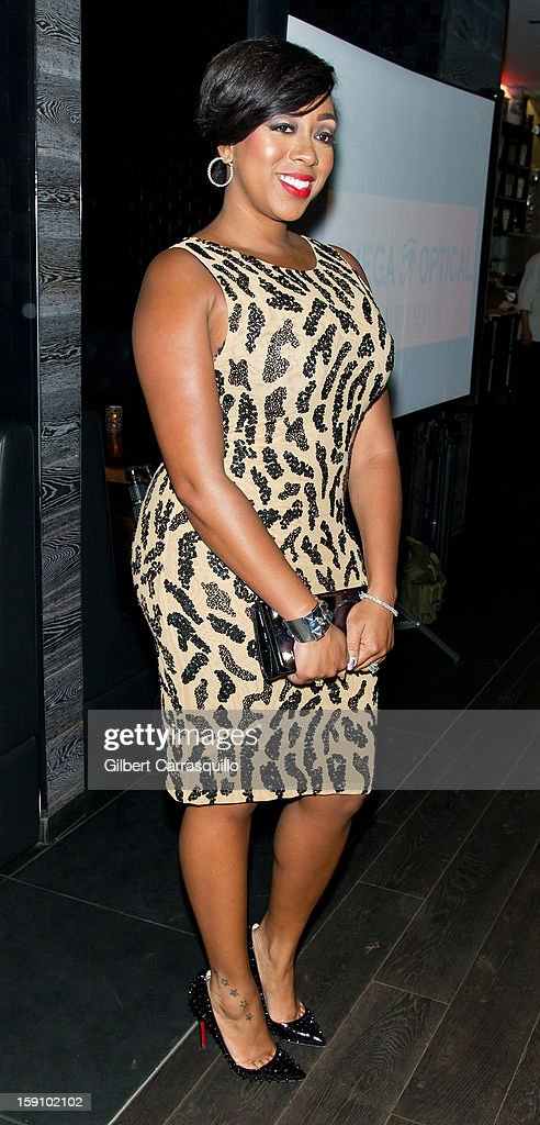 Kijafa Vick attends An Evening With 7, at 7, On the 7th at on January 7, 2013 in Philadelphia City.