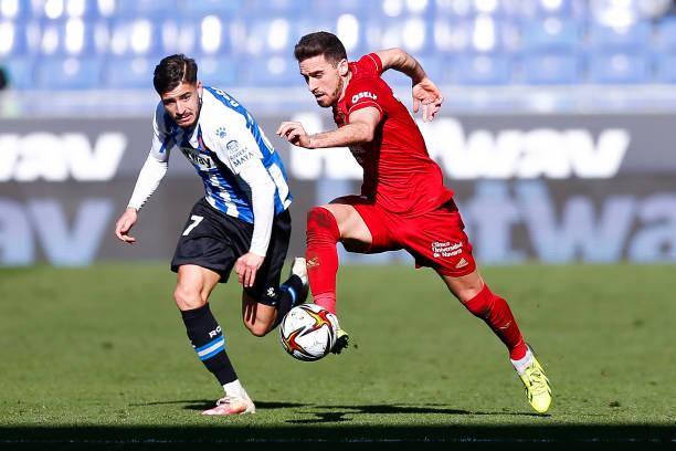 ESP: RCD Esapnyol v Osasuna - Copa Del Rey
