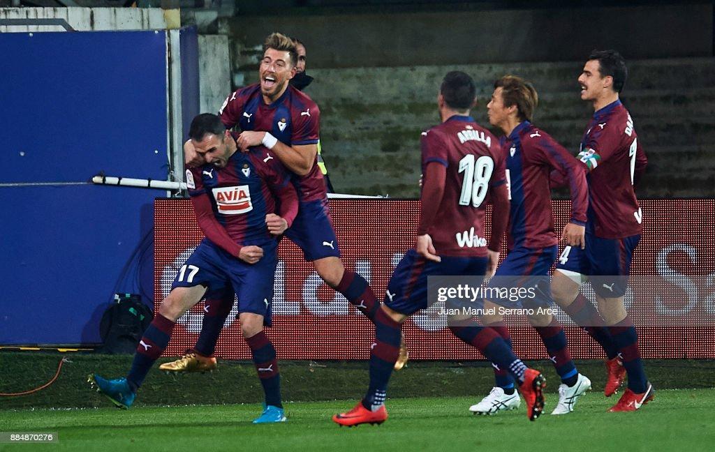 Eibar v Espanyol - La Liga : News Photo