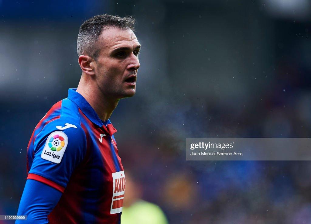 SD Eibar SAD v Getafe CF  - La Liga : News Photo