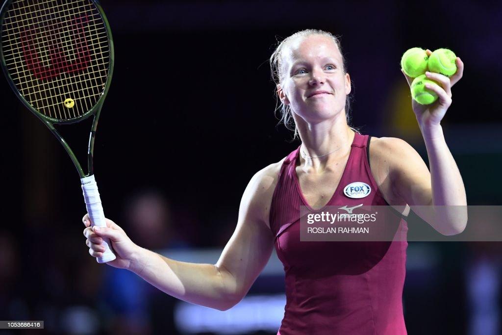 TENNIS-WTA-SIN : Fotografia de notícias