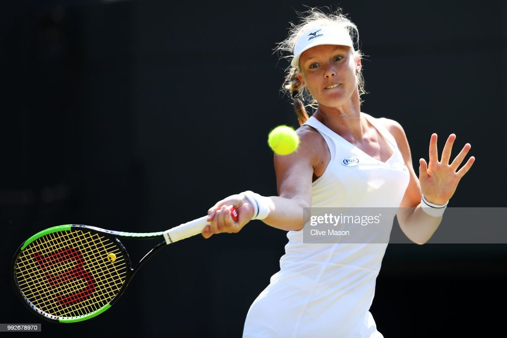 Day Five: The Championships - Wimbledon 2018 : News Photo
