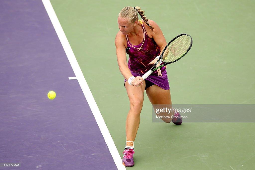 Miami Open - Day 7 : News Photo