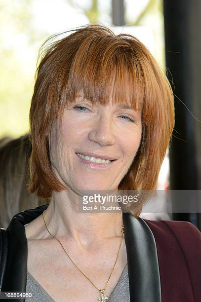 Kiki Dee attends the Ivor Novello Awards at The Grosvenor House Hotel on May 16 2013 in London England