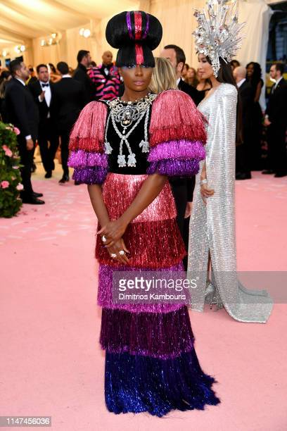 Kiki Layne attends The 2019 Met Gala Celebrating Camp: Notes on Fashion at Metropolitan Museum of Art on May 06, 2019 in New York City.