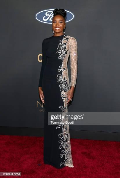 Kiki Layne attends the 51st NAACP Image Awards, Presented by BET, at Pasadena Civic Auditorium on February 22, 2020 in Pasadena, California.