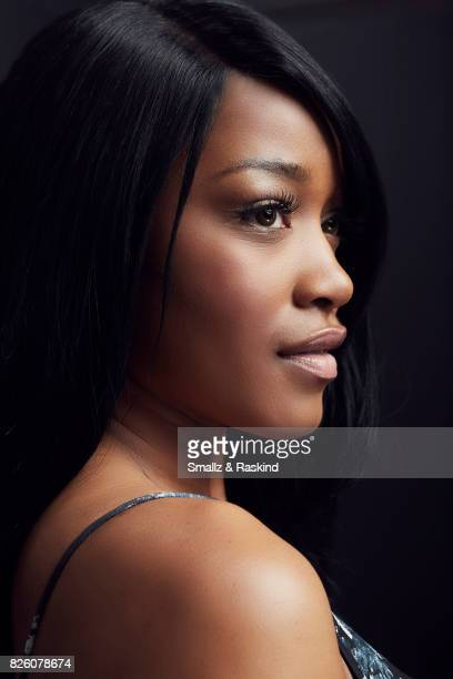 Kiki Palmer of EPIX 'Berlin Station' poses for a portrait during the 2017 Summer Television Critics Association Press Tour at The Beverly Hilton...